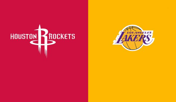 Rockets @ Lakers am 21.10.