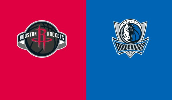 Rockets @ Mavericks am 01.08.