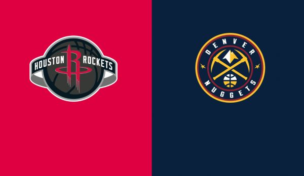 Rockets @ Nuggets am 14.11.