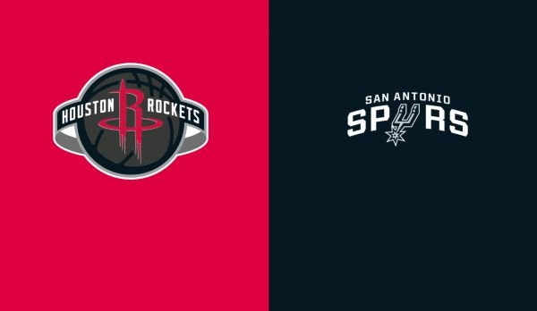 Rockets @ Spurs am 11.08.