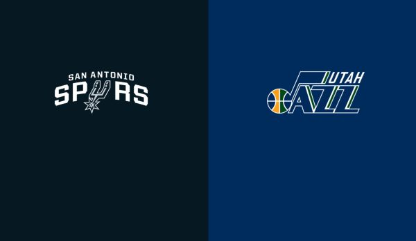 Spurs @ Jazz am 13.02.