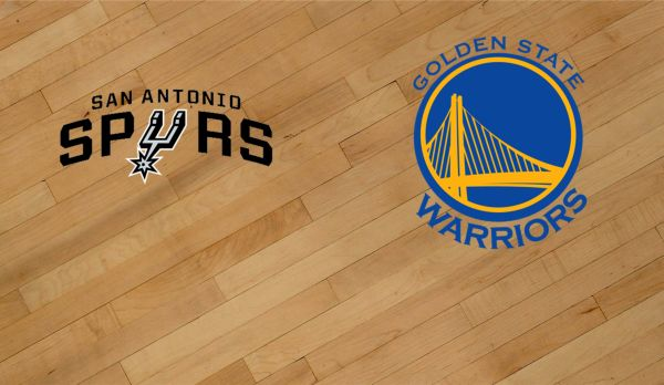 Spurs @ Warriors am 14.04.
