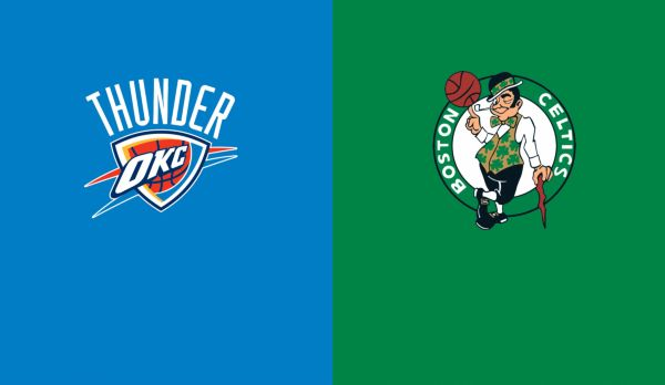Thunder @ Celtics am 21.03.
