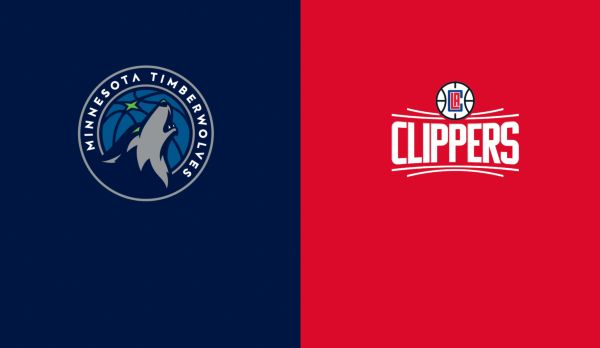 Timberwolves @ Clippers am 23.01.