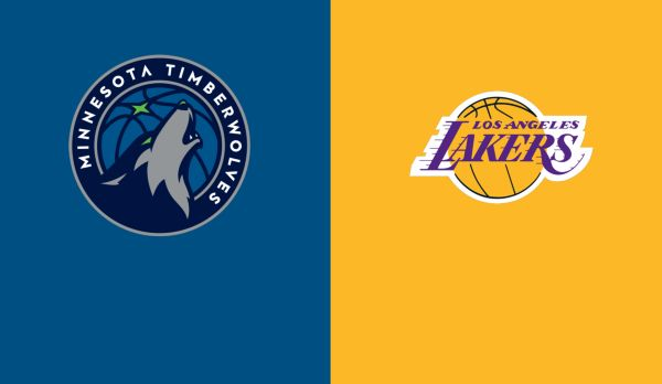 Timberwolves @ Lakers am 08.11.