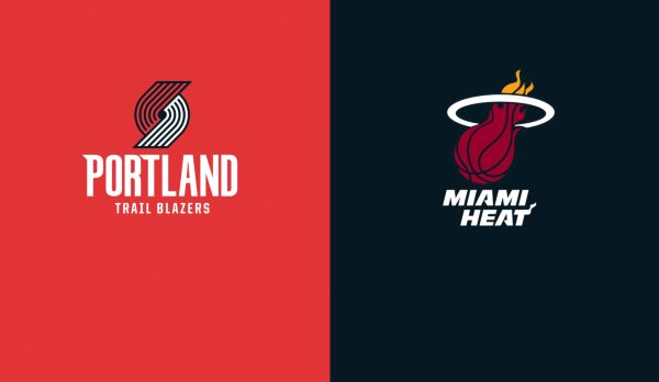 Trail Blazers @ Heat am 06.01.