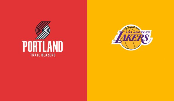 Trail Blazers @ Lakers am 01.02.