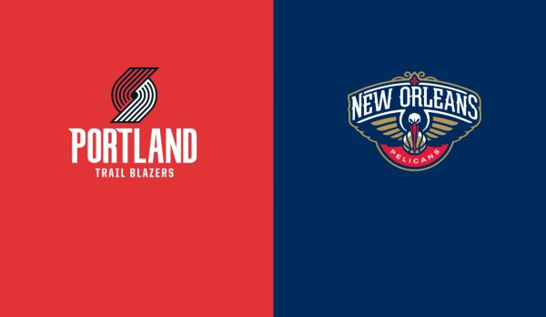 Trail Blazers @ Pelicans am 28.03.