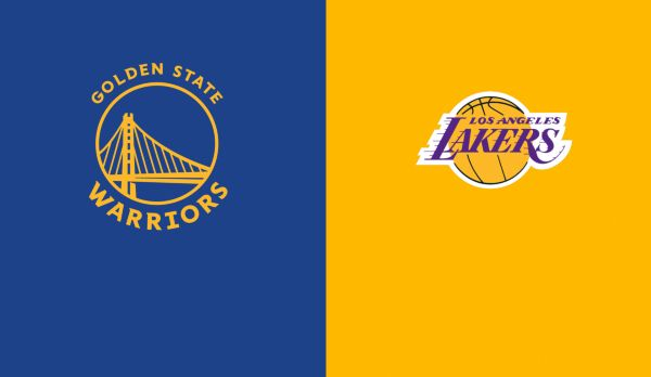 Warriors @ Lakers am 05.04.