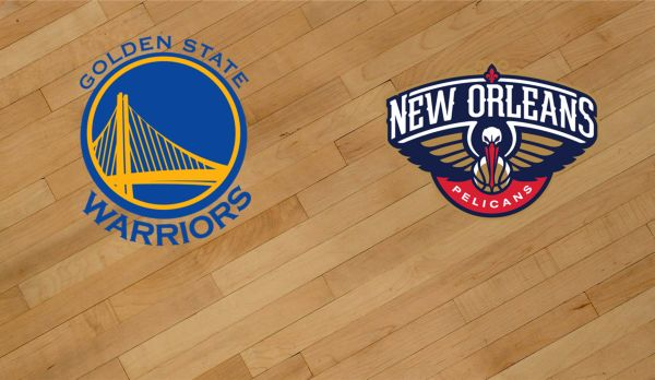 Warriors @ Pelicans (Spiel 3) am 05.05.
