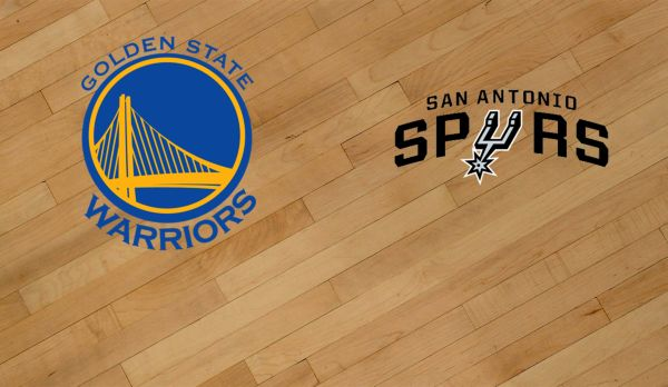 Warriors @ Spurs (Spiel 4) am 22.04.