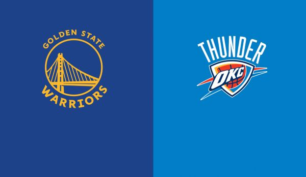 Warriors @ Thunder am 04.04.