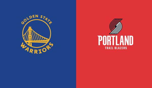 Warriors @ Trail Blazers am 21.01.