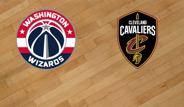 Wizards @ Cavaliers am 06.04.