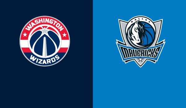 Wizards @ Mavericks am 07.11.