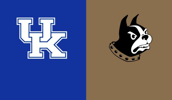 Kentucky (2) - Wofford (7) (2. Runde) am 23.03.