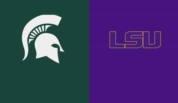 Michigan State (2) - LSU (3) (Sweet 16) am 30.03.