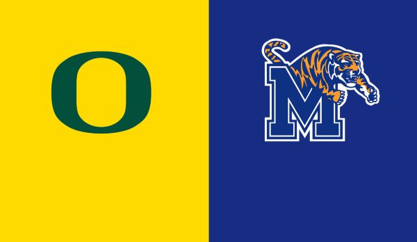 Oregon vs Memphis am 13.11.