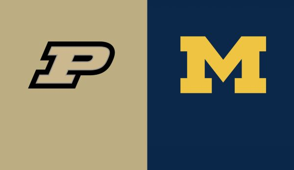 Purdue @ Michigan am 01.12.