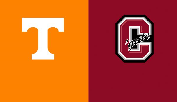 Tennessee v Colgate am 22.03.
