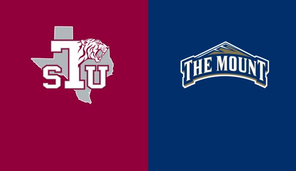 Texas Southern vs Mount St. Mary's am 18.03.