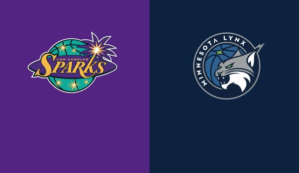 Los Angeles Sparks @ Minnesota Lynx am 08.06.