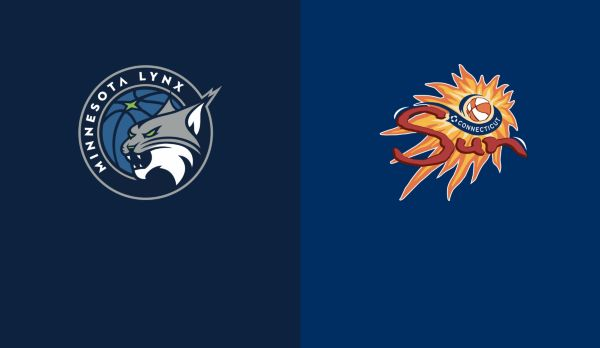 Minnesota Lynx @ Connecticut Sun am 06.07.