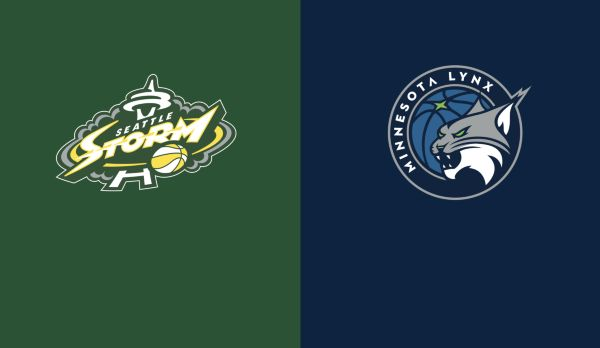 Seattle Storm @ Minnesota Lynx am 18.07.