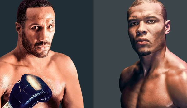 James DeGale vs Chris Eubank Jr. am 23.02.
