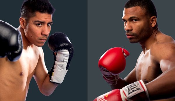 Jessie Vargas vs Thomas Dulorme am 07.10.
