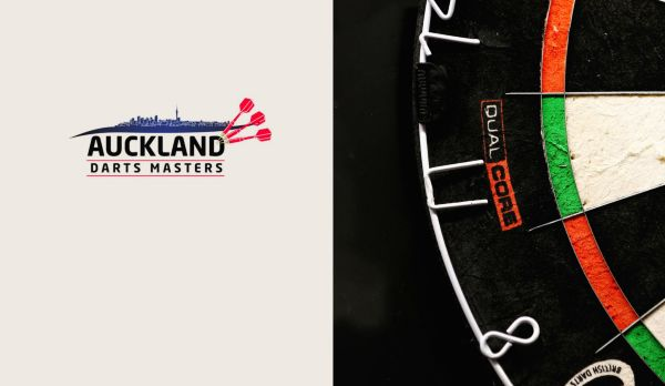 Auckland Darts Masters: Tag 1 am 03.08.