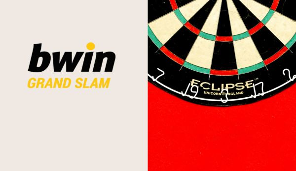 Grand Slam of Darts: Tag 1 - Session 1 am 09.11.