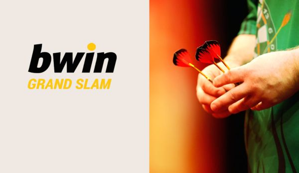 Grand Slam of Darts: Tag 1 - Session 2 am 09.11.