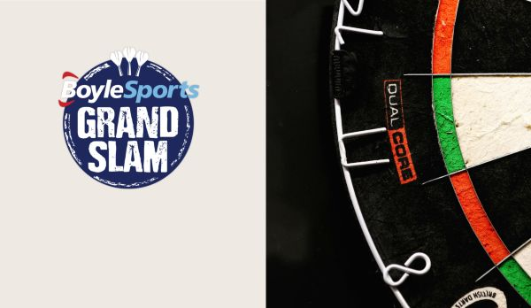 Grand Slam of Darts: Tag 2 - Session 1 am 10.11.