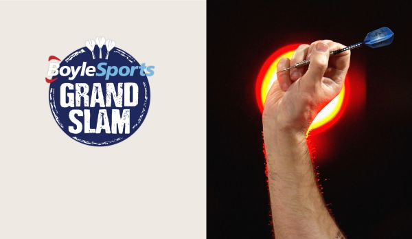 Grand Slam of Darts: Viertelfinale 3 & 4 am 16.11.