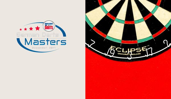 German Darts Masters: Tag 2 am 13.07.