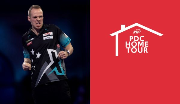 PDC Home Tour: Gruppe 12 (mit Max Hopp) am 28.04.