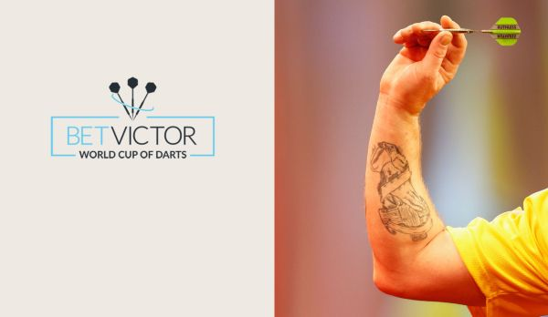World Cup of Darts: Halbfinale und Finale am 09.06.