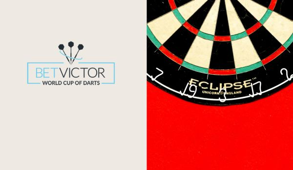 World Cup of Darts: Tag 2 am 07.06.