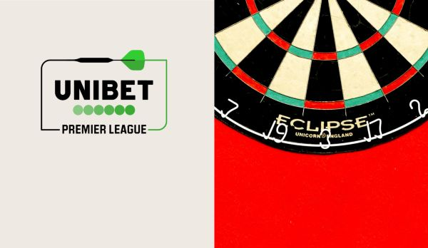 Premier League Darts: Aberdeen am 06.02.