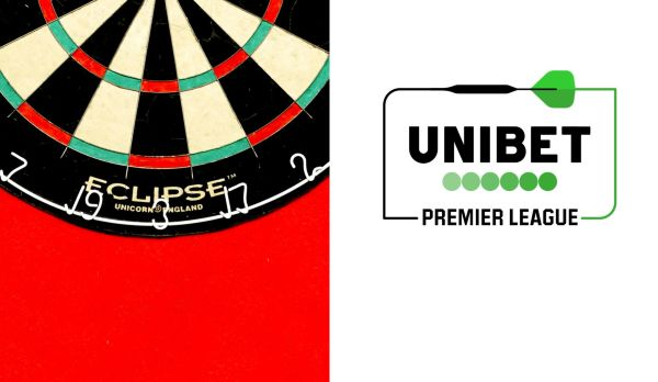 Premier League Darts: Milton Keynes (16. Spieltag) am 05.09.
