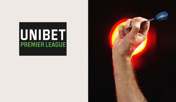 Premier League Darts: Rotterdam (8. Spieltag) am 27.03.