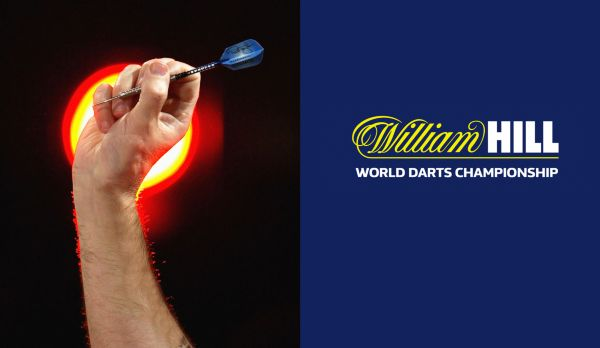 World Darts Championship: Tag 10 - Session 1 am 22.12.