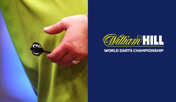 World Darts Championship: Tag 11 - Session 1 am 23.12.
