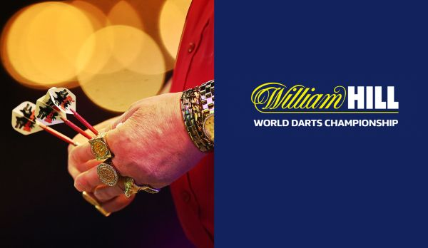 World Darts Championship: Tag 11 - Session 2 am 23.12.
