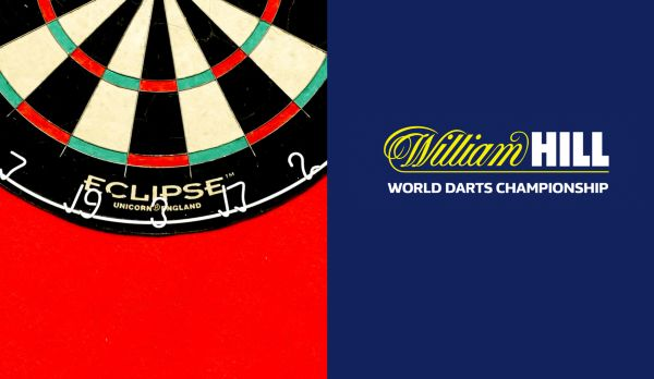 World Darts Championship: Tag 6 - Session 1 am 18.12.