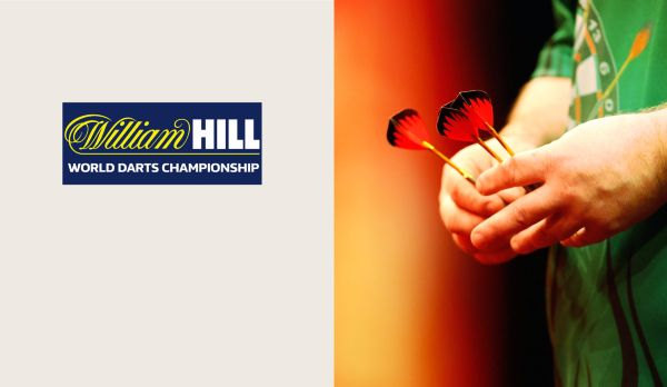 World Darts Championship: Tag 7 - Session 2 (Originalkommentar) am 19.12.