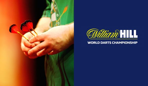 World Darts Championship: Tag 9 - Session 2 am 23.12.