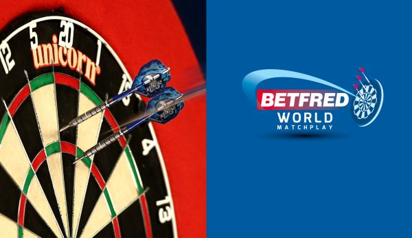 World Matchplay: Finale am 26.07.