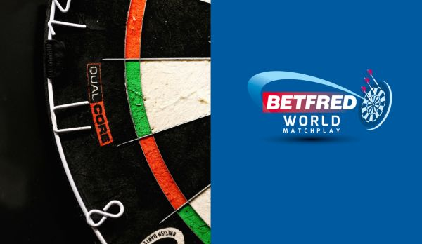 World Matchplay: Tag 3 am 23.07.